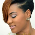 Tissage coupe courte africaine