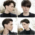 Coiffure homme hiver 2017