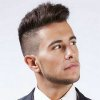 Coupe cheveux court 2017 homme