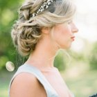 Image coiffure mariage 2017