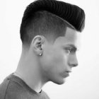 Mode coiffure 2017 homme