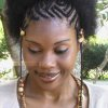 Coiffure africaine cheveux court