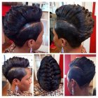 Coiffure coupe africaine