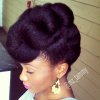 Coiffures cheveux naturels africains
