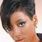 Coupe cheveux court afro antillais