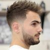 Coupe cheveux stylé homme