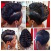 Nouvelle coiffure africaine