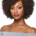 Tissage coupe africaine