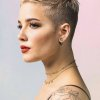 Coupe ultra courte femme